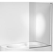 JIKA MIO jednodielna vaňová zástena 910x1530mm, ľavopravá transparentná 2.5624.2.002.668.1