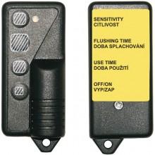 SANELA SLD04 diaľkové ovládanie 6V, pre nastavenie radarových splachovačov a piezo ovládanie