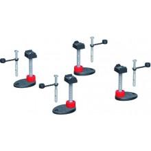 CONCEPT 200 montážne podpery 92-139mm, so zvukovou izoláciou 660003CON
