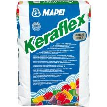 MAPEI KERAFLEX cementové lepidlo 25kg, so zníženým sklzom, šedá