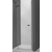 ROLTECHNIK ELEGANT LINE GDNL1/900 sprchové dvere 900x2000mm ľave jednokrídlové na inštaláciu do niky, bezrámové, brillant/transparent