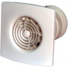 ZEHNDER SILENT TIMER axiálny ventilátor 100mm, s časovačom, nástenný/stropný, ABS/biela