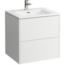 LAUFEN PRO S umývadlo 600x500x610mm, so skrinkou pod umývadlo, biela