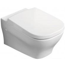 IDEAL STANDARD SOFTMOOD WC sedátko duraplastové, soft close, biela T639201