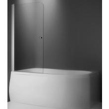 ROLTECHNIK TV1/800 vaňová zástena 800x1400mm, obojstranne otvárateľná, brillant/transparent