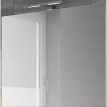 RIHO PORTO kúpeľňové zrkadlo 800x600mm, s osvetlením