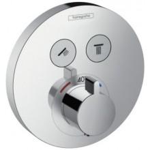 HANSGROHE SHOWERSELECT S batéria termostatická, pod omietku chróm