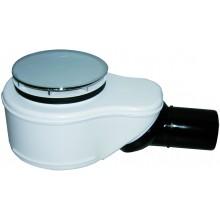 HL zápachový uzáver DN50 pre sprchovacie vaničky, PP/PE