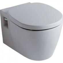 IDEAL STANDARD CONNECT závesné WC 360x540mm vodorovný odpad biela Ideal Plus E8232MA