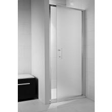 JIKA CUBITO PURE sprchové dvere 800x1950mm jednokrídlové, pivotové, arctic 2.5424.1.002.666.1