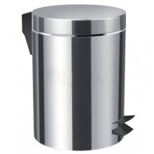 JIKA GENERIC odpadkový kôš 205x205x280mm objem 5 l, matná nerez 3.893D.3.004.300.1