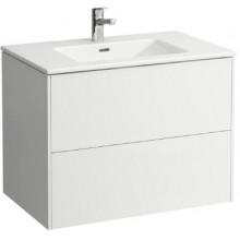 LAUFEN PRO S umývadlo 800x500x610mm, so skrinkou pod umývadlo, biela lesk