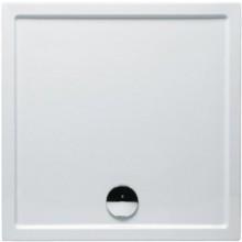 RIHO ZÜRICH 250 sprchová vanička 90x90x4,5cm, štvorec, akrylát, biela