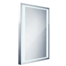 NIMCO 4001 zrkadlo s LED osvetlením 600x800mm chróm ZP 4001