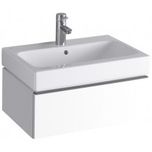 KERAMAG ICON skrinka pod umývadlo 59,5x24x47,7cm závesná biela lesklá (Alpin)