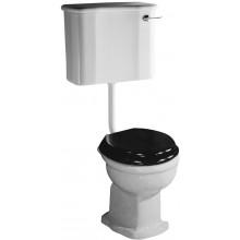 VITRA ARIA WC misa 355x670mm zvislý odpad, biela