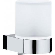 KEUCO EDITION 300 dávkovač 180ml tekutého mydla, nástenný, chróm/sklo