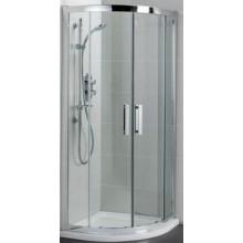 IDEAL STANDARD SYNERGY sprchový kút 900x900mm štvrťkruhový, silver bright/sklo L6383EO