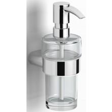 CONCEPT 200 STYLE dávkovač mydla 111x171mm s držiakom chróm / sklo 010-7845