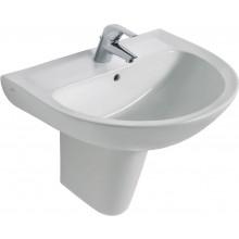 IDEAL STANDARD EUROVIT umývadlo 550x445mm s otvorom biela V154001