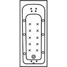 CONCEPT 2P hydromasážny systémy