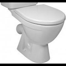 JIKA LYRA PLUS WC misa 360x630mm, šikmý odpad, biela