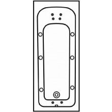 CONCEPT 3P hydromasážny systém