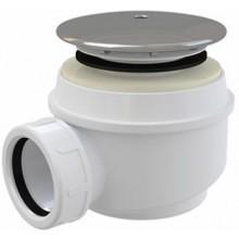 ROLTECHNIK sifón DN50/60 vaničkový, chrómový plast