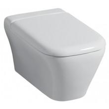 KERAMAG MYDAY WC sedátko s automatickým pozvoľným sklápaním, z Duroplastu, biela