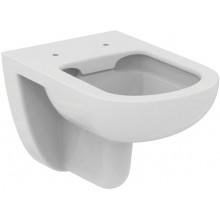 IDEAL STANDARD TEMPO RIMLESS závesné WC, bez splachovacieho kruhu, s hlbokým splachovaním, biela