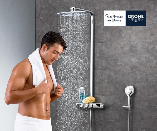 GROHE Rainshower® SmartControl