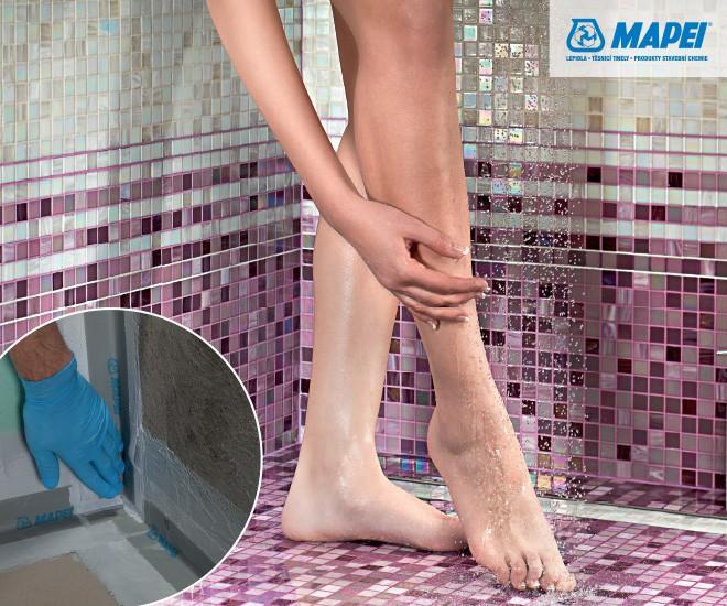 Spútané kvapky vody, alebo nepodceňujte hydroizoláciu