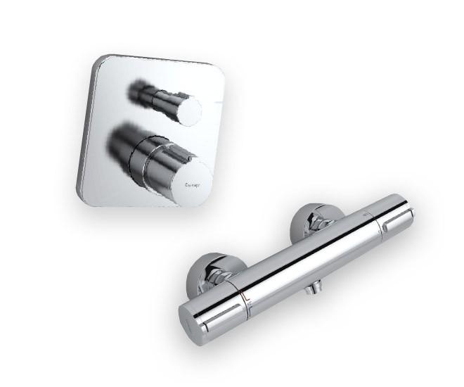 TIP: Teplota vody je zárukou zážitku pri sprchovaní