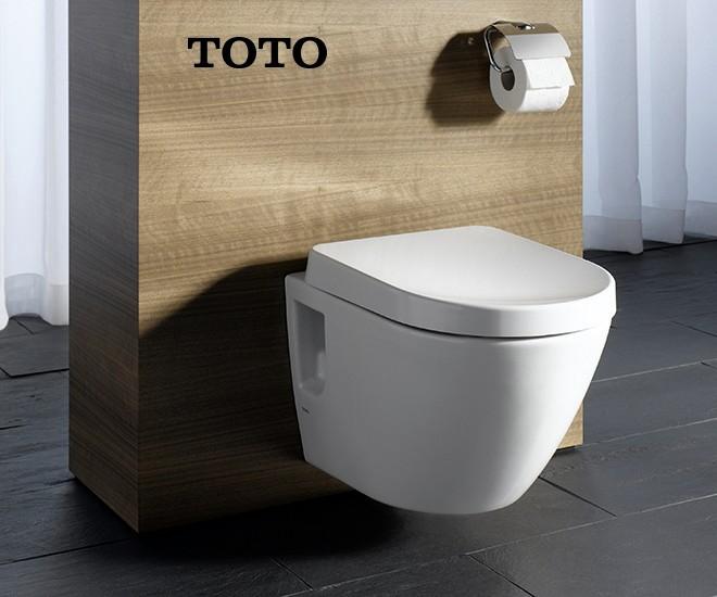 Akčný set WC a sedátko TOTO