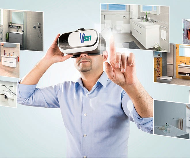 Virtuálna realita na kúpeľňových štúdiách Ptáček