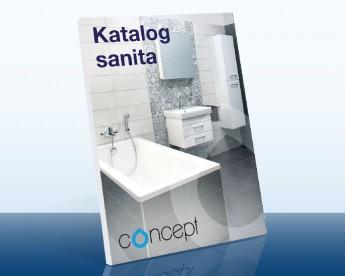 KÚPEĽNE Ptáček - Katalóg Concept sanita