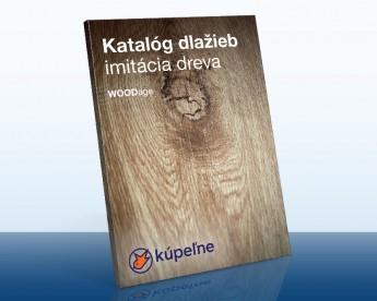 KÚPEĽNE Ptáček - Katalóg Imitácie dreva